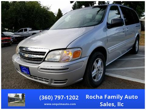 2003 Chevrolet Venture for sale in Sequim WA