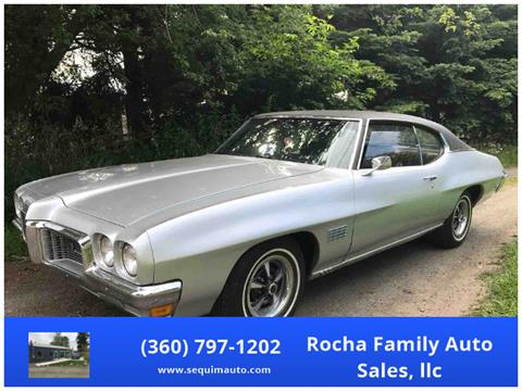 1970 Pontiac Le Mans for sale in Sequim, WA