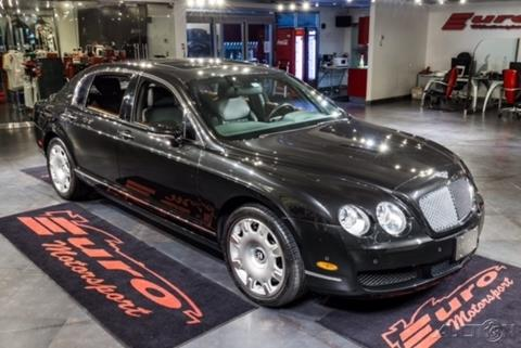 2007 Bentley Continental Flying Spur for sale in Fort Lauderdale FL