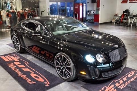2010 Bentley Continental Supersports for sale in Fort Lauderdale FL