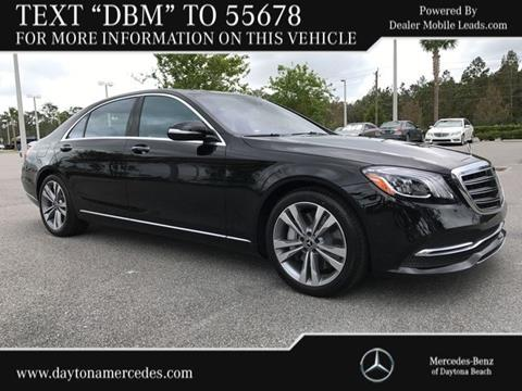 2018 Mercedes-Benz S-Class for sale in Daytona Beach, FL