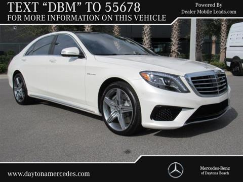 2017 Mercedes-Benz S-Class for sale in Daytona Beach, FL