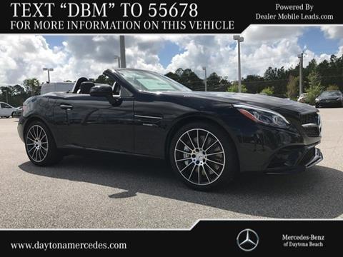 2018 Mercedes-Benz SLC for sale in Daytona Beach, FL
