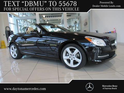2014 Mercedes-Benz SLK for sale in Daytona Beach FL