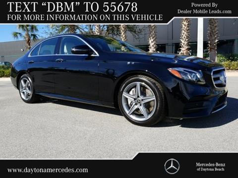 Mercedes benz e class for sale in daytona beach fl for Daytona beach mercedes benz