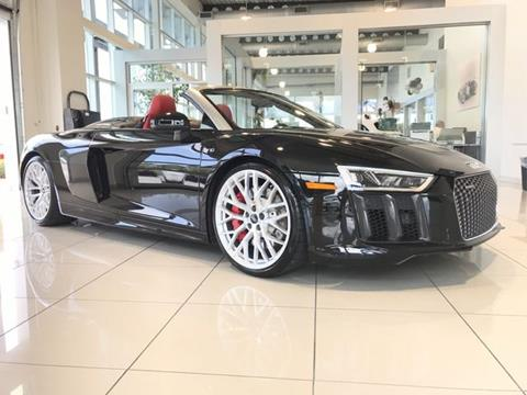 2017 Audi R8 For Sale In Louisville Ky Carsforsale Com