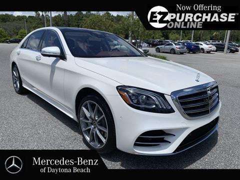2019 Mercedes-Benz S-Class for sale in Daytona Beach, FL