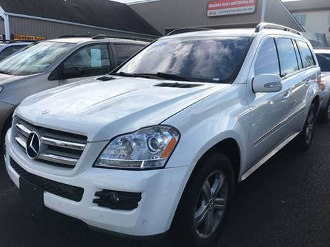 2007 Mercedes-Benz GL-Class for sale at Dijie Auto Sale and Service Co. in Johnston RI