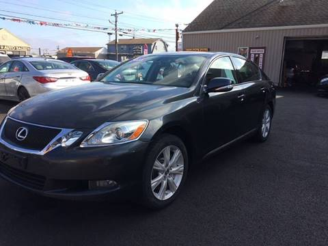 2008 Lexus GS 350 for sale at Dijie Auto Sale and Service Co. in Johnston RI