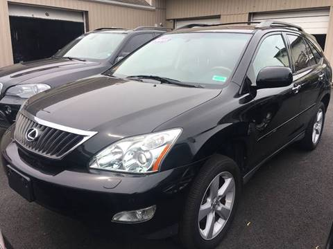 2008 Lexus RX 350 for sale at Dijie Auto Sale and Service Co. in Johnston RI