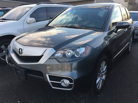 2010 Acura RDX for sale at Dijie Auto Sale and Service Co. in Johnston RI