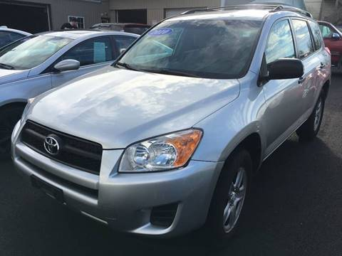 2010 Toyota RAV4 for sale at Dijie Auto Sale and Service Co. in Johnston RI