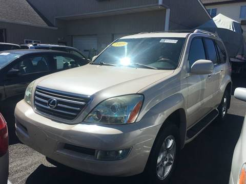2003 Lexus GX 470 for sale at Dijie Auto Sale and Service Co. in Johnston RI