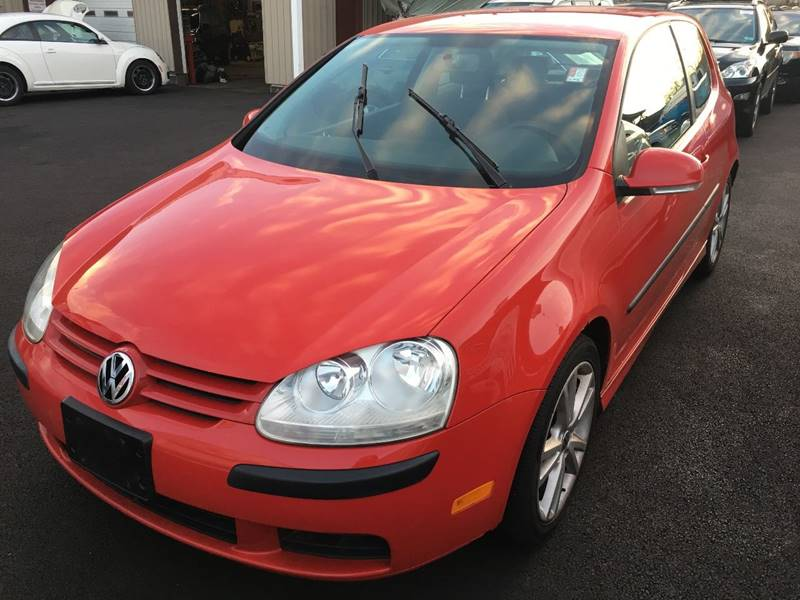 2007 Volkswagen Rabbit for sale at Dijie Auto Sale and Service Co. in Johnston RI