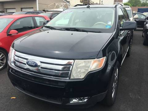 2008 Ford Edge for sale at Dijie Auto Sale and Service Co. in Johnston RI