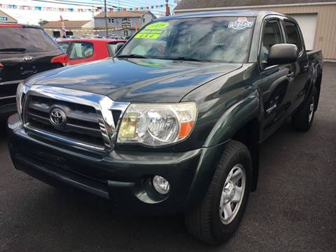 2009 Toyota Tacoma for sale at Dijie Auto Sale and Service Co. in Johnston RI