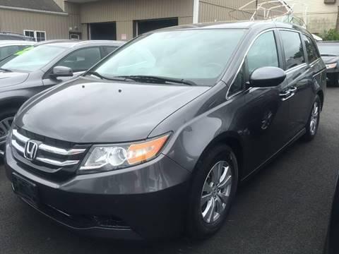 2015 Honda Odyssey for sale in Johnston, RI
