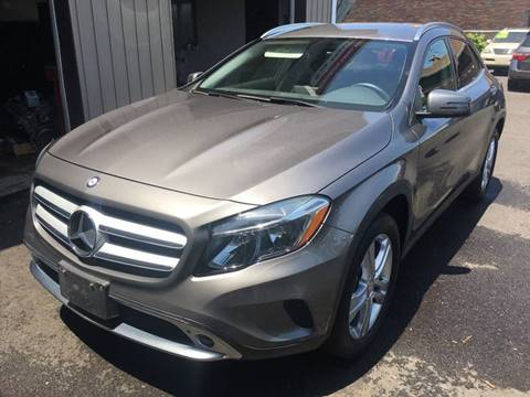 2015 Mercedes-Benz GLA for sale at Dijie Auto Sale and Service Co. in Johnston RI