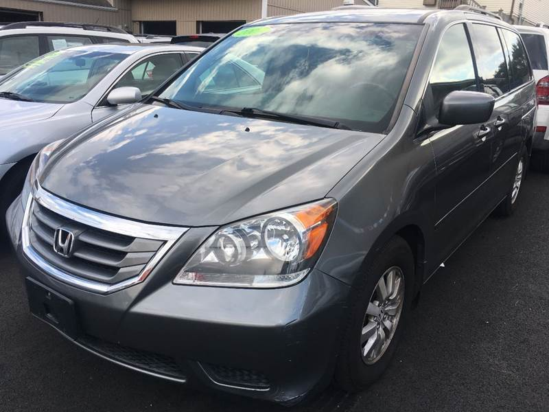 2009 Honda Odyssey for sale at Dijie Auto Sale and Service Co. in Johnston RI