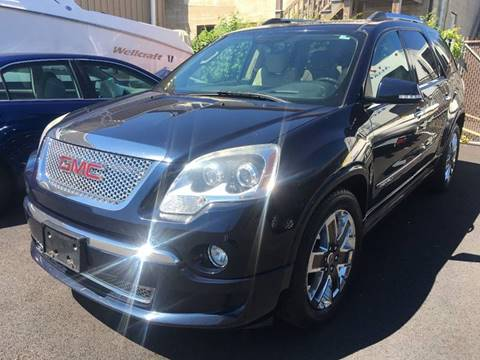 2012 GMC Acadia for sale at Dijie Auto Sale and Service Co. in Johnston RI