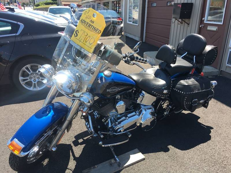 2008 Harley-Davidson Heritage Softail  for sale at Dijie Auto Sale and Service Co. in Johnston RI