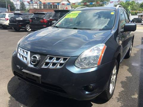 2013 Nissan Rogue for sale at Dijie Auto Sale and Service Co. in Johnston RI