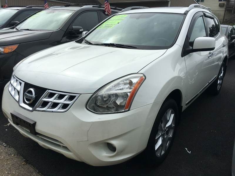 2011 Nissan Rogue for sale at Dijie Auto Sale and Service Co. in Johnston RI