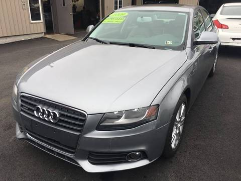 2009 Audi A4 for sale at Dijie Auto Sale and Service Co. in Johnston RI