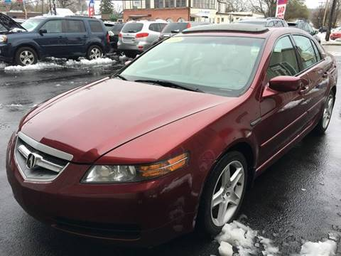 2005 Acura TL for sale at Dijie Auto Sale and Service Co. in Johnston RI
