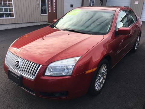 2007 Mercury Milan for sale at Dijie Auto Sale and Service Co. in Johnston RI