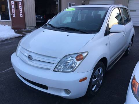 2005 Scion xA for sale at Dijie Auto Sale and Service Co. in Johnston RI