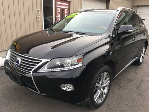 2015 Lexus RX 450h for sale at Dijie Auto Sale and Service Co. in Johnston RI