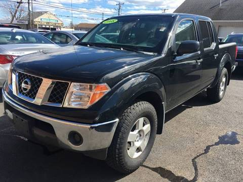 2008 Nissan Frontier for sale at Dijie Auto Sale and Service Co. in Johnston RI