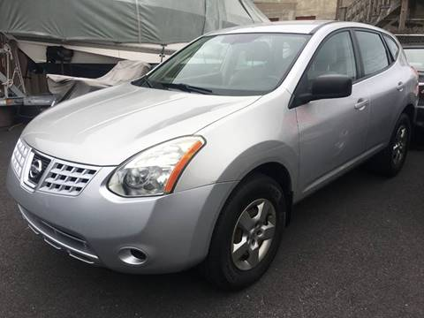 2008 Nissan Rogue for sale at Dijie Auto Sale and Service Co. in Johnston RI