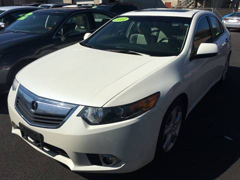 2011 Acura TSX for sale at Dijie Auto Sale and Service Co. in Johnston RI