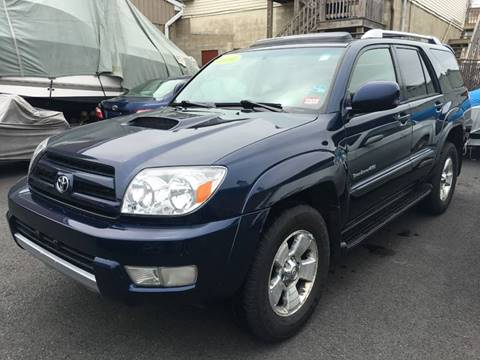 2004 Toyota 4Runner for sale at Dijie Auto Sale and Service Co. in Johnston RI