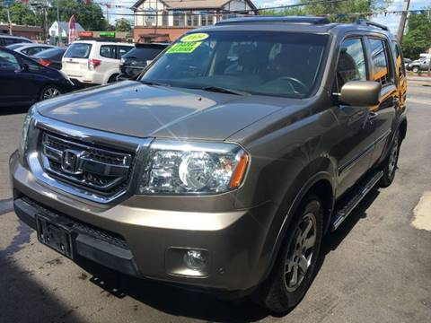 2009 Honda Pilot for sale at Dijie Auto Sale and Service Co. in Johnston RI