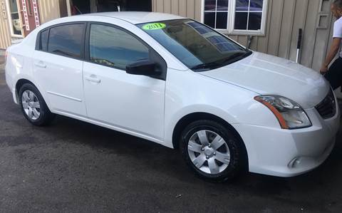 2011 Nissan Sentra for sale at Dijie Auto Sale and Service Co. in Johnston RI