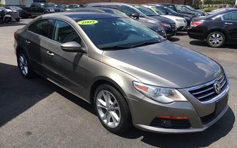 2009 Volkswagen CC for sale at Dijie Auto Sale and Service Co. in Johnston RI