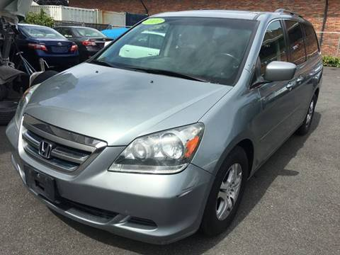 2007 Honda Odyssey for sale at Dijie Auto Sale and Service Co. in Johnston RI
