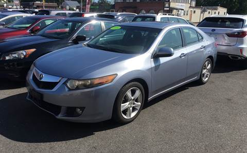 2009 Acura TSX for sale at Dijie Auto Sale and Service Co. in Johnston RI