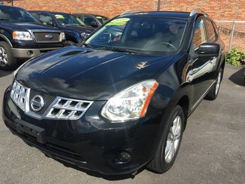 2012 Nissan Rogue for sale at Dijie Auto Sale and Service Co. in Johnston RI