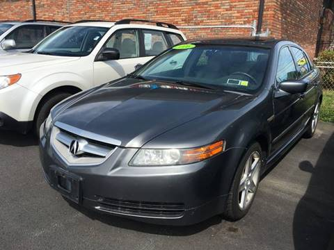 2006 Acura TL for sale at Dijie Auto Sale and Service Co. in Johnston RI