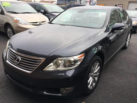2010 Lexus LS 460 for sale at Dijie Auto Sale and Service Co. in Johnston RI