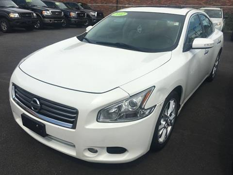 2012 Nissan Maxima for sale in Johnston, RI