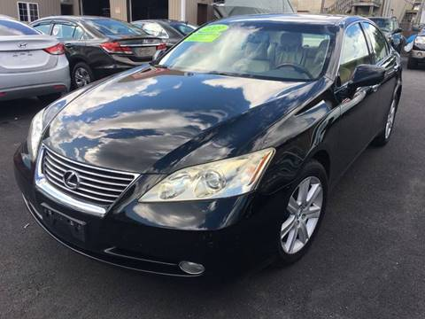 2009 Lexus ES 350 for sale at Dijie Auto Sale and Service Co. in Johnston RI