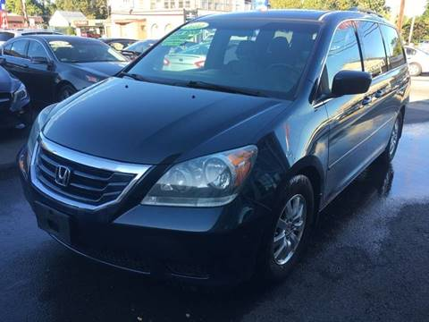 2010 Honda Odyssey for sale at Dijie Auto Sale and Service Co. in Johnston RI