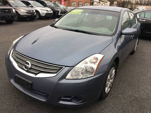 2011 Nissan Altima for sale at Dijie Auto Sale and Service Co. in Johnston RI
