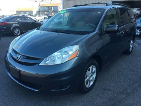 2009 Toyota Sienna for sale at Dijie Auto Sale and Service Co. in Johnston RI