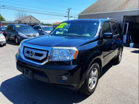2011 Honda Pilot for sale at Dijie Auto Sale and Service Co. in Johnston RI